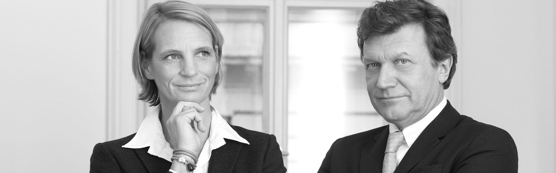Dr. Heike Jandl, Dr. Harald Klien