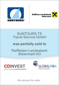 Suntours Raiffeisen Unternehmensverkauf