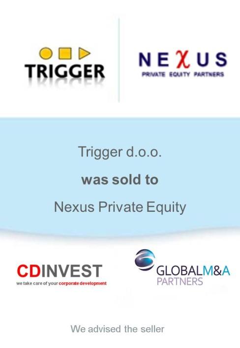Trigger Nexus Unternehmensverkauf
