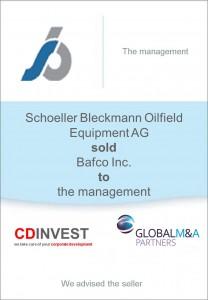 Schoeller Bleckmann Unternehmensverkauf