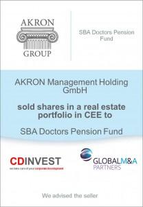 Akron SBA Doctors Unternehmensverkauf