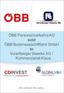 ÖBB Unternehmensverkauf