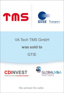 VA Tech GTIE Unternehmensverkauf