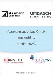 Assmann Umdasch Unternehmensverkauf