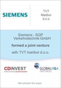 Siemens Joint Venture