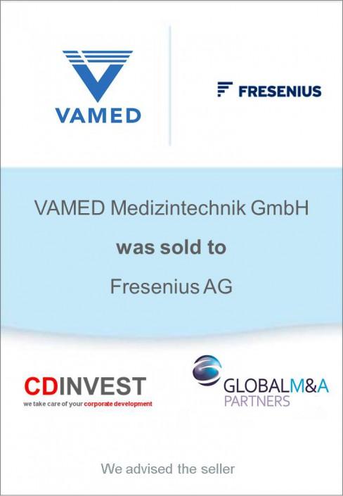 VAMED Fresenius Unternehmensverkauf
