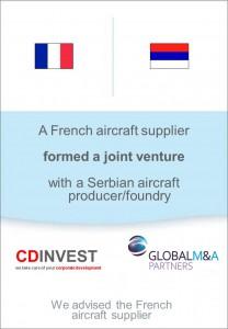 Aerospace Joint Venture