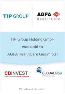 TIP Group Unternehmensverkauf