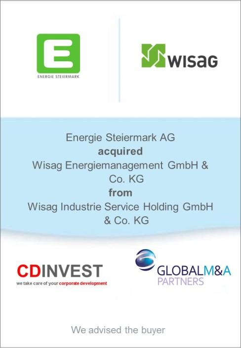 Energie Steiermark Unternehmenskauf