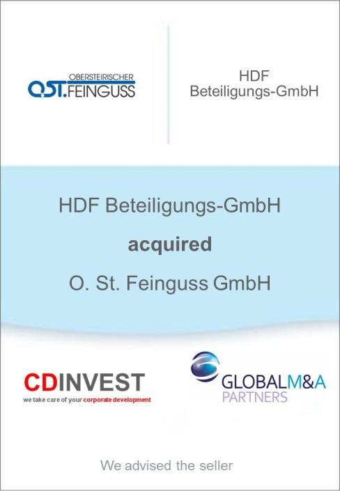 HDF Akquisition