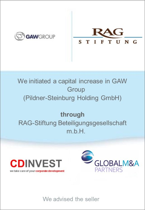 GAW Group Kapitalerhöhung
