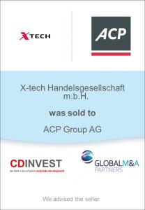 ACP Unternehmensverkauf